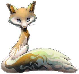 Showing off my devious Fire Foxes [And their fantastic names